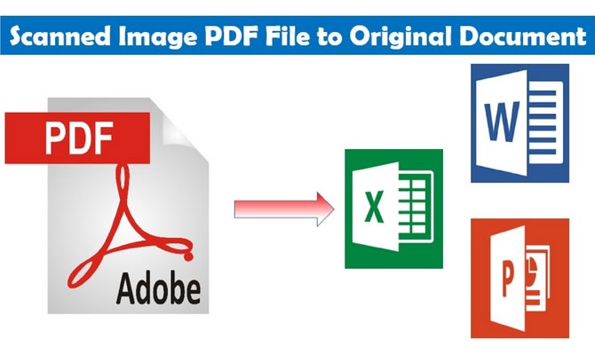 I will convert PDF to word,excel or csv