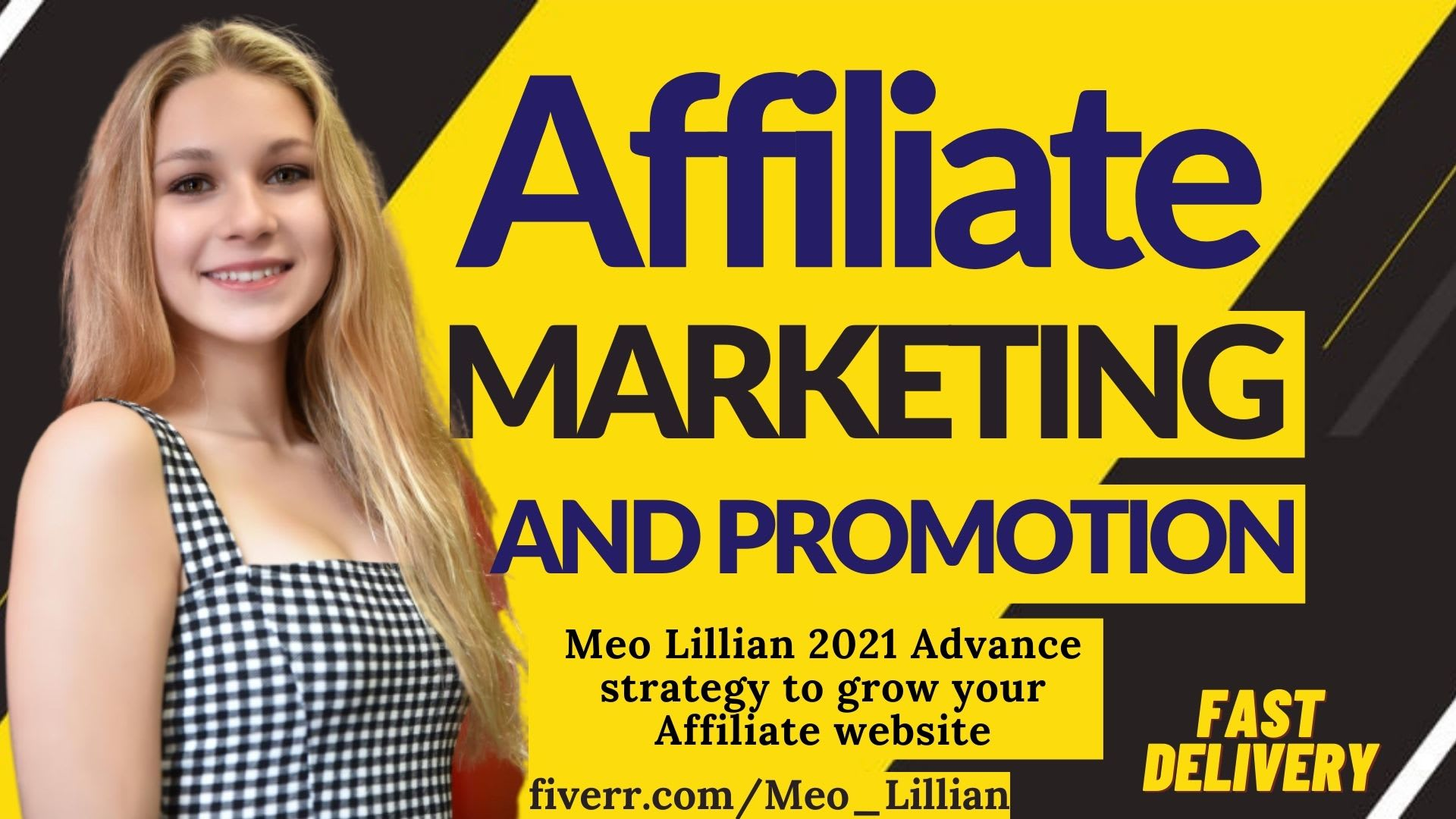 I will tremendously promote affiliate link,  amazon store,  etsy shop teespring marketing