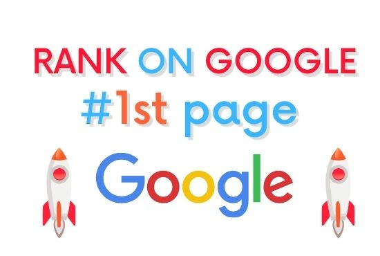 Guaranteed in-2021 Custom SEO for Rank on Google Page One with 1500-2000+ Clean Links