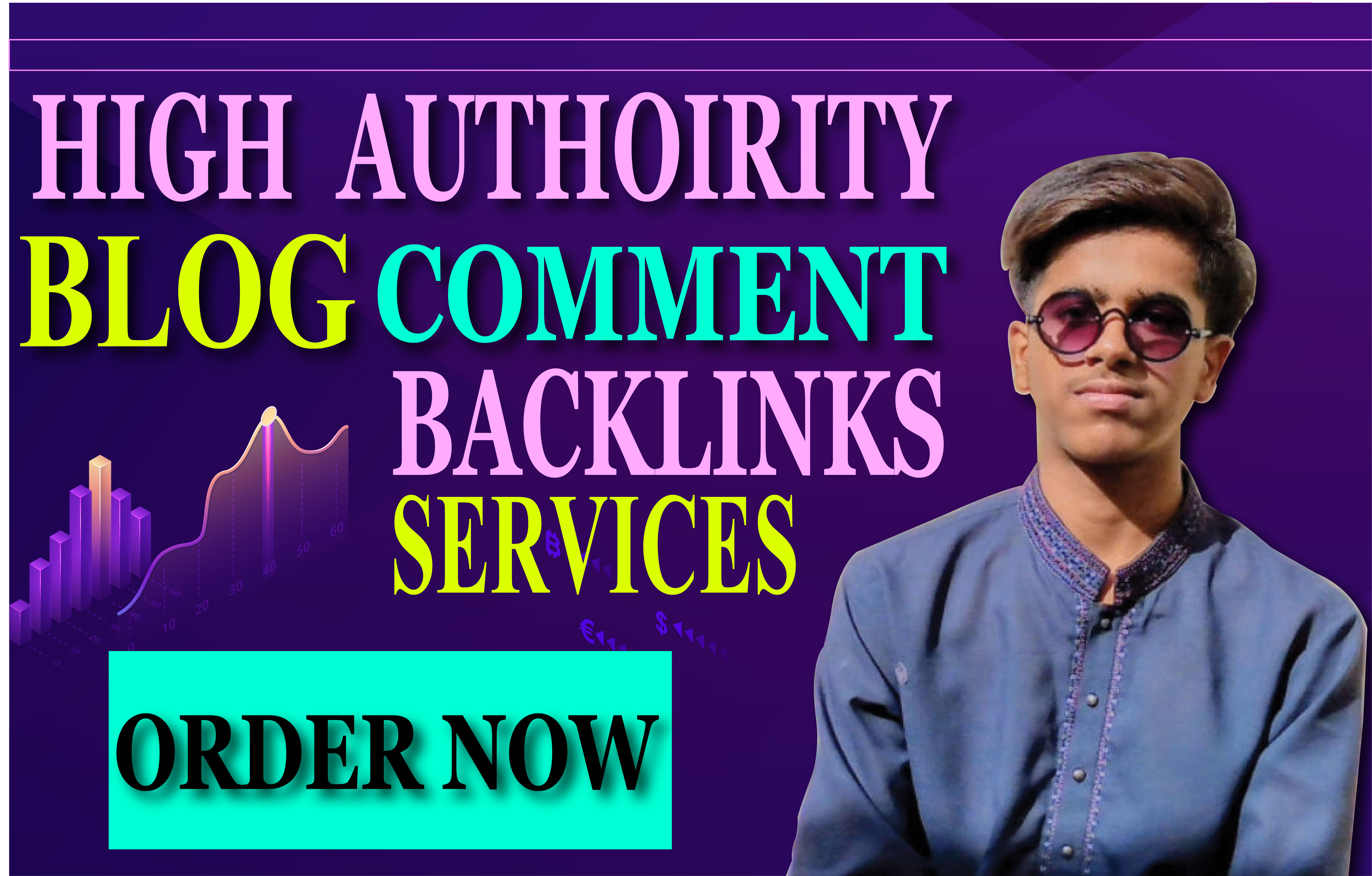 I will skyrocket your websites with 250 High PA/DA TF/CF Blog C0mments