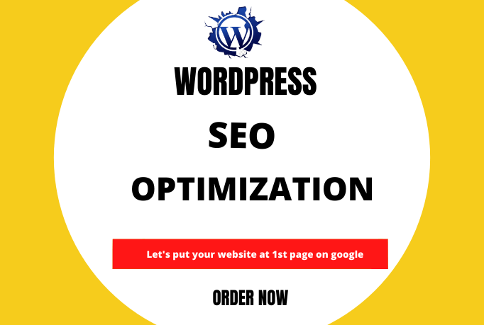 wordpress on page SEO and technical optimization with yoast