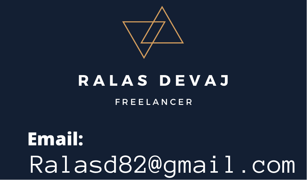 Here i will create you Business cards