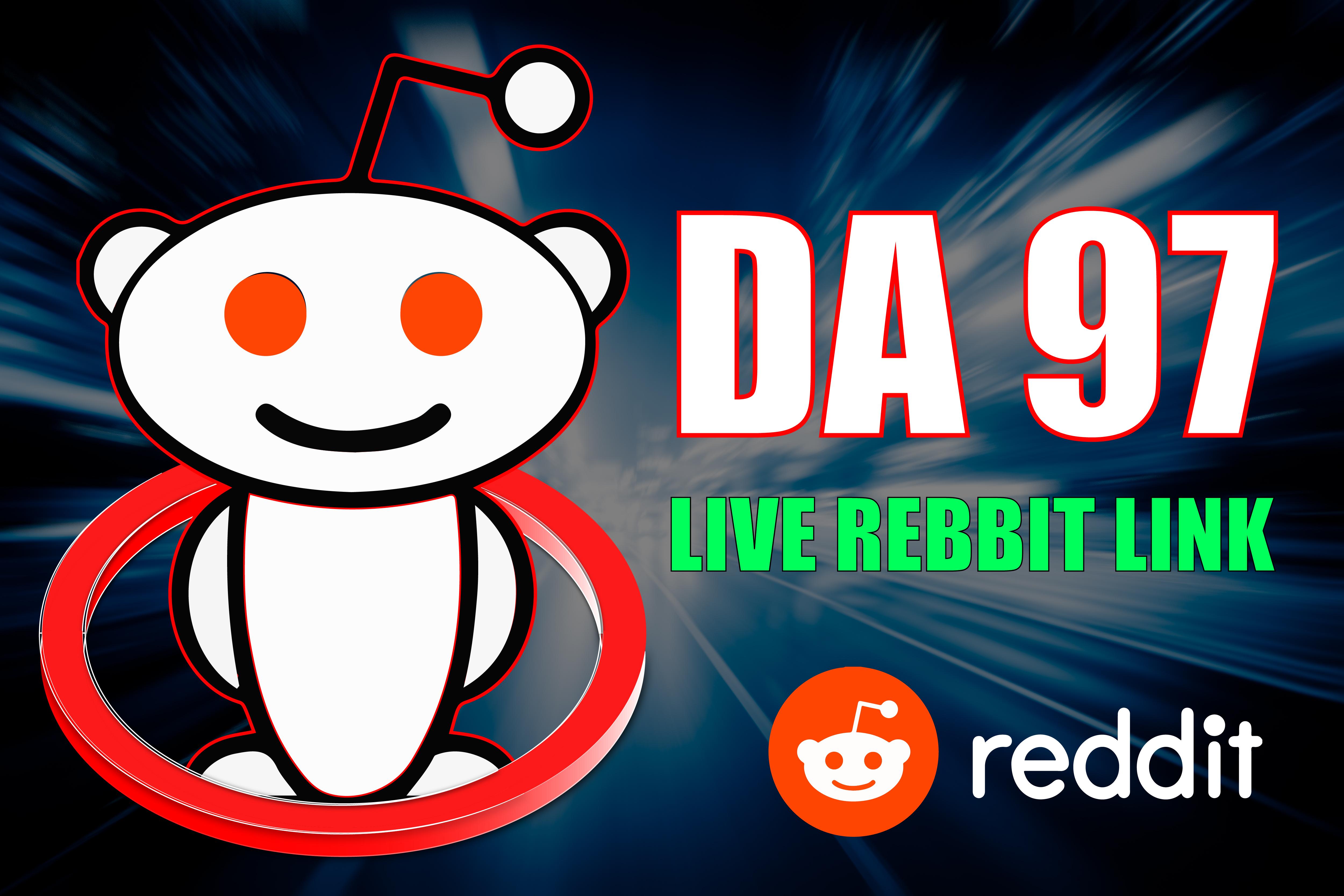 Reddit Rank Powerful 35 DoFollow Links from Reddit. com
