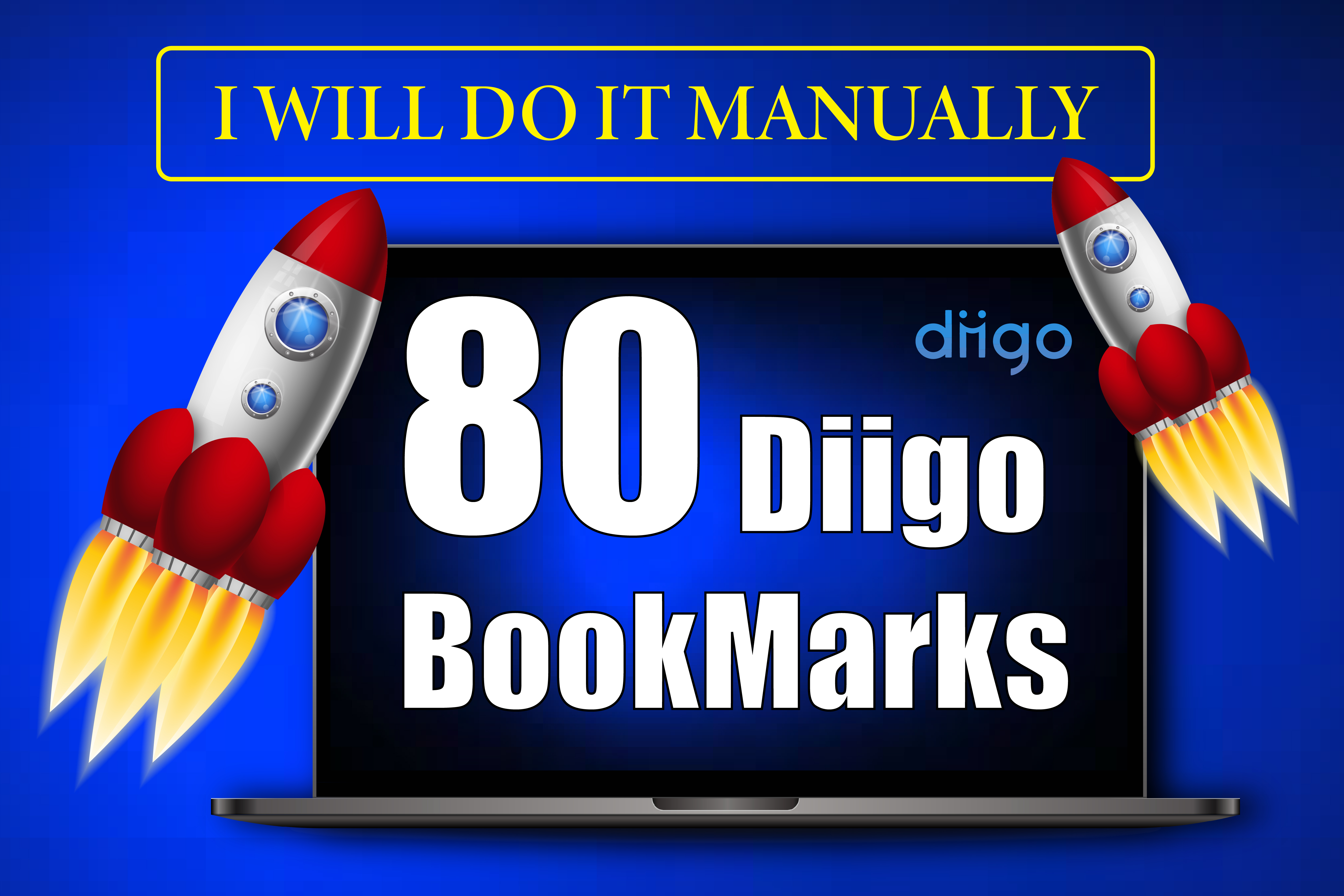 I will Manually Give 80 Mixed Signals Diigo to rank up your web on Any Search Engine