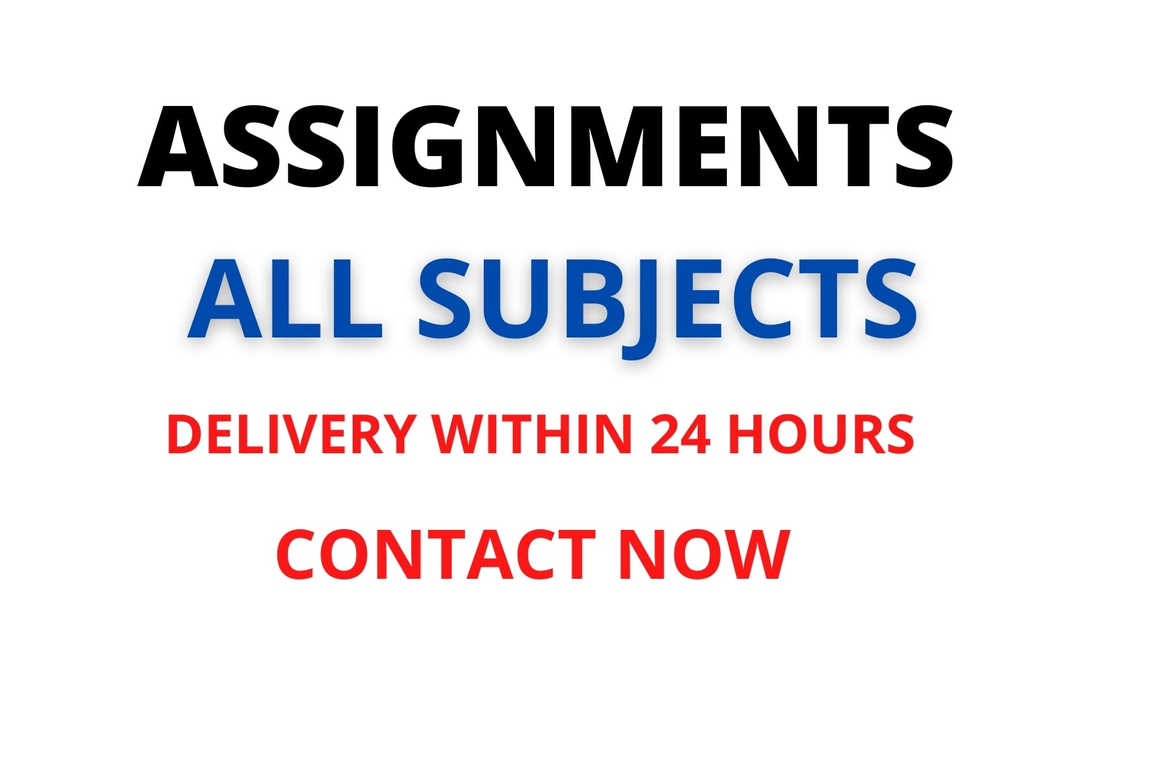 I will do essay writing and assignment writing for you manually In 24 Hours