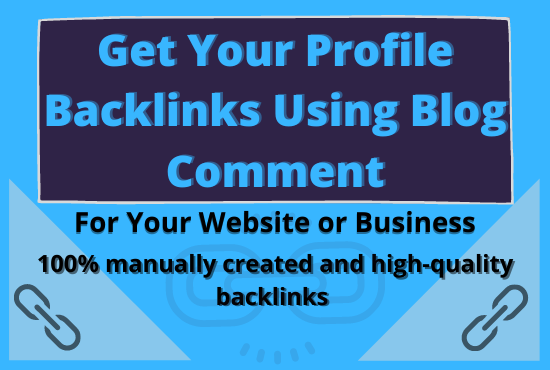 Provide 80 Niche Related Manual Blog Comment Backlinks