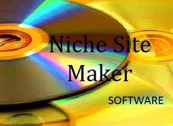 niche site maker software for internet