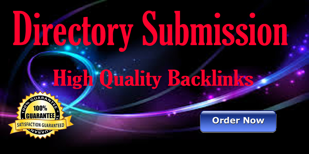 100 Directory Submission Manually