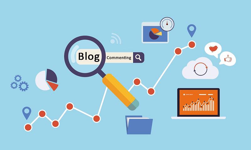 I provide 50 Blog comments Backlinks on High DA