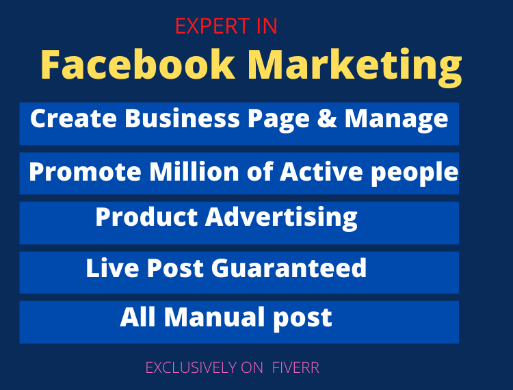 Professional Social Media Marketer And promote your business in the USA,  UK