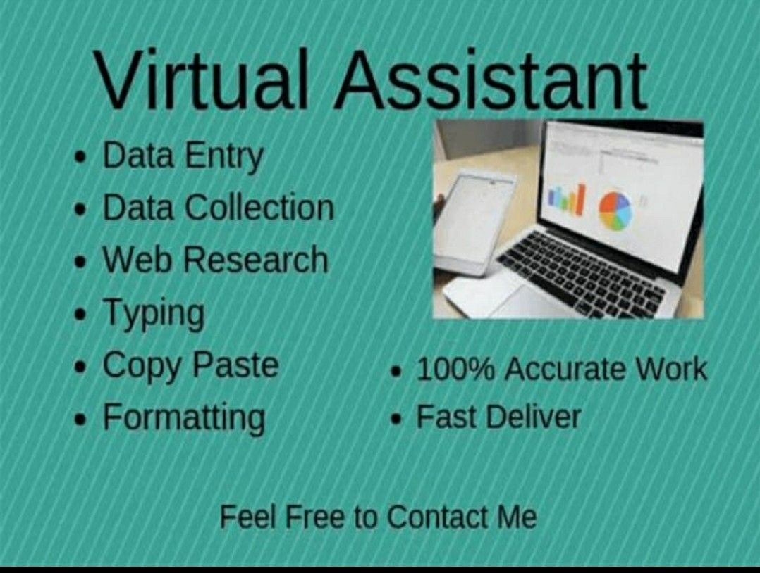 Professional Data Entry Expert. MS Excel Entry Expert. Data Arranger and Data Collector.
