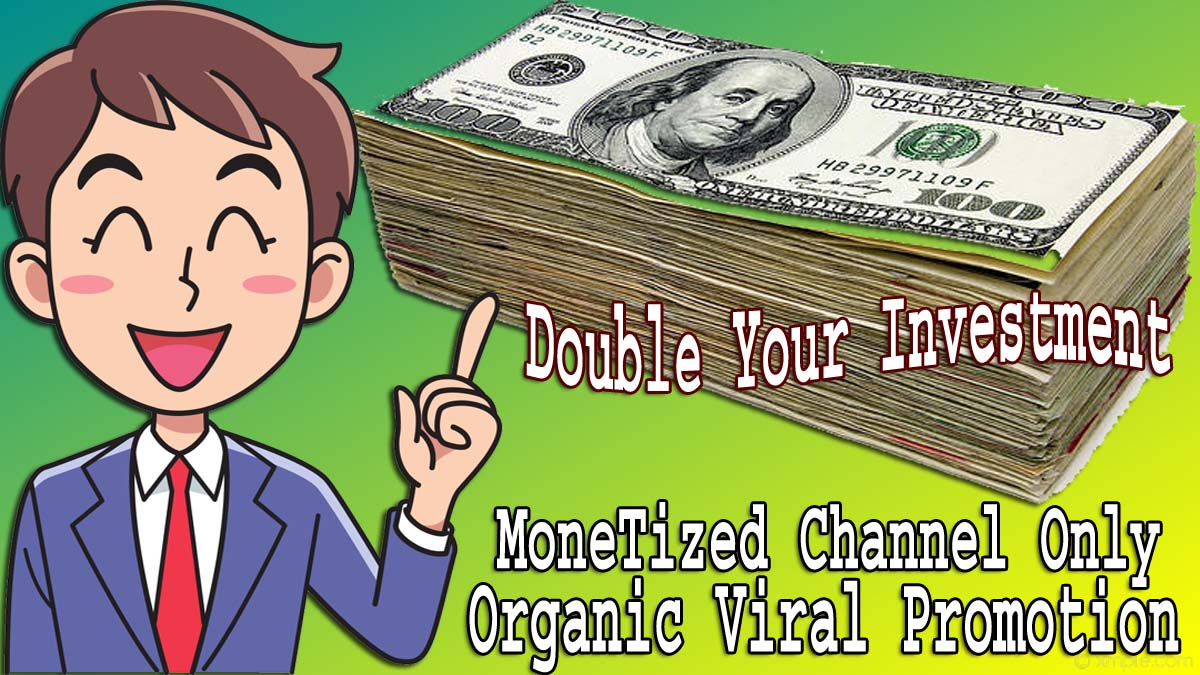 Do Great Tube Promotion Monetized Channel Only