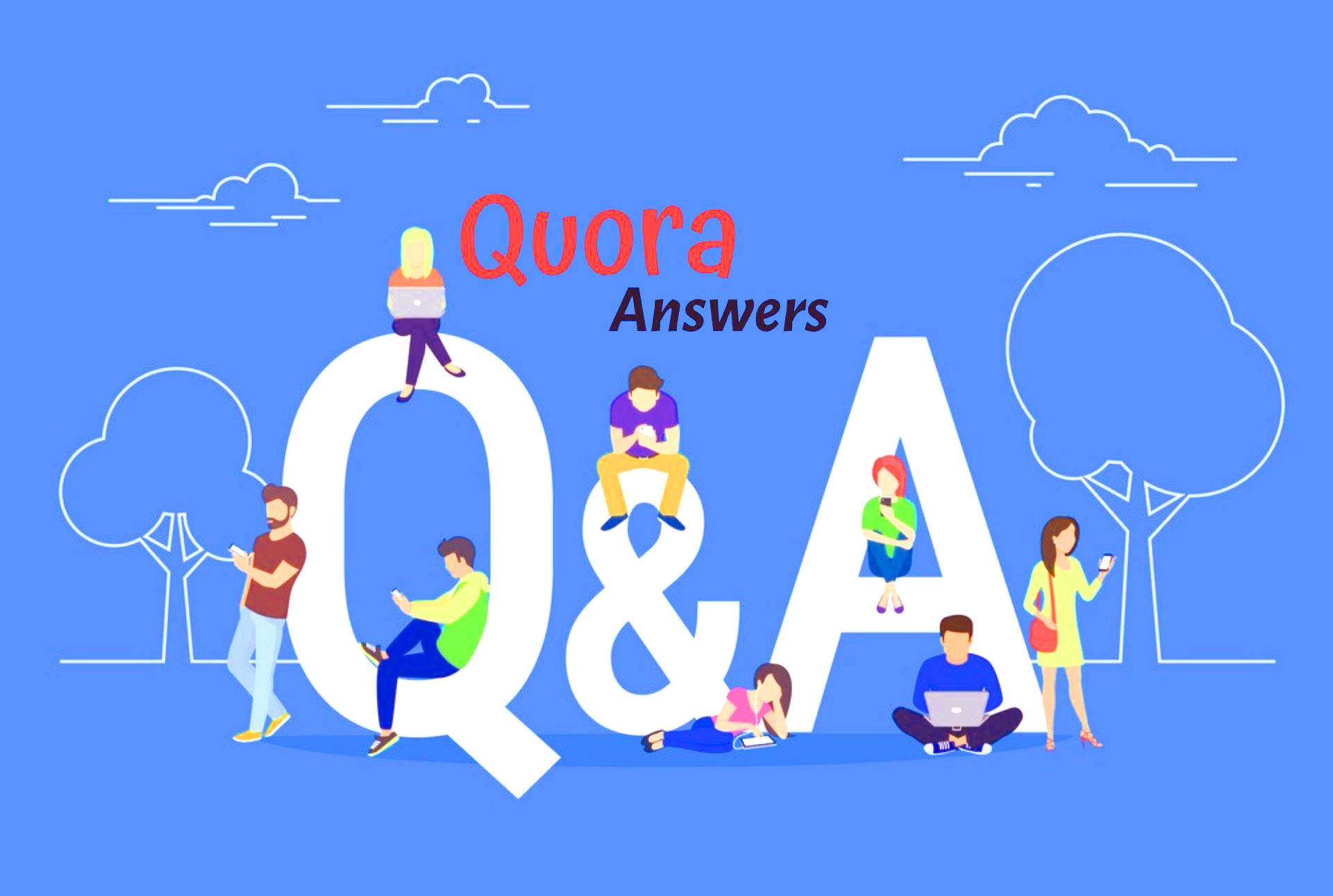 I will do Promote your website 5 high quality quora answers