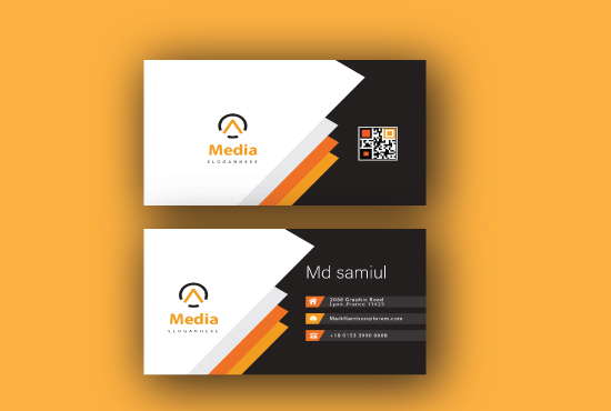 I will do unique and best quality businesss card design within 10 hour