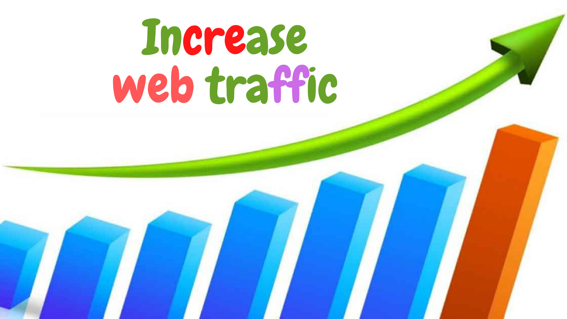 I Will do targeted real organic USA web traffic