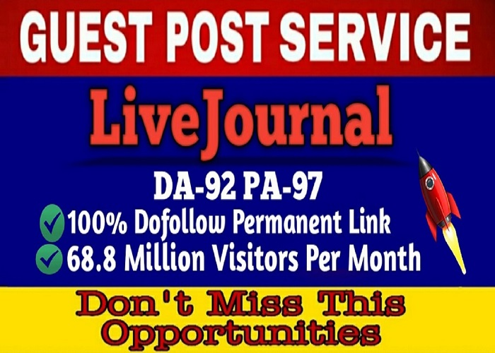 Write And Publish DoFoIIow guest post on livejournal da92
