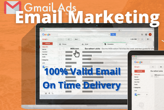 I will provide 5k Emails for Your Targeted Email Marketing
