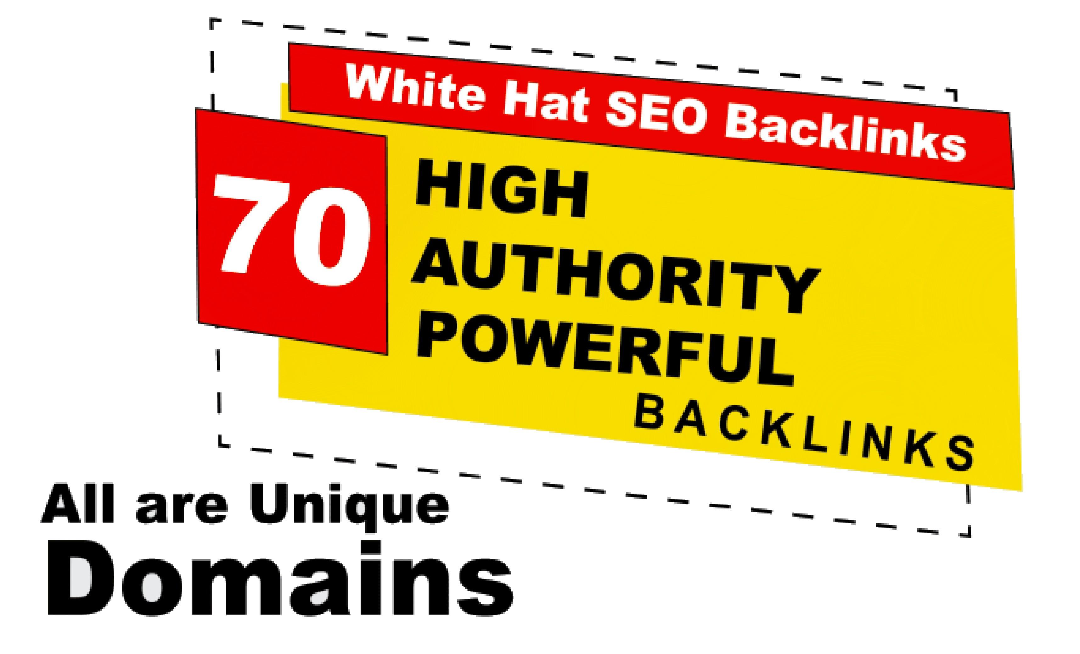 Create Manual 70 unique domain dofollow SEO blog comment on high DA Backlinks