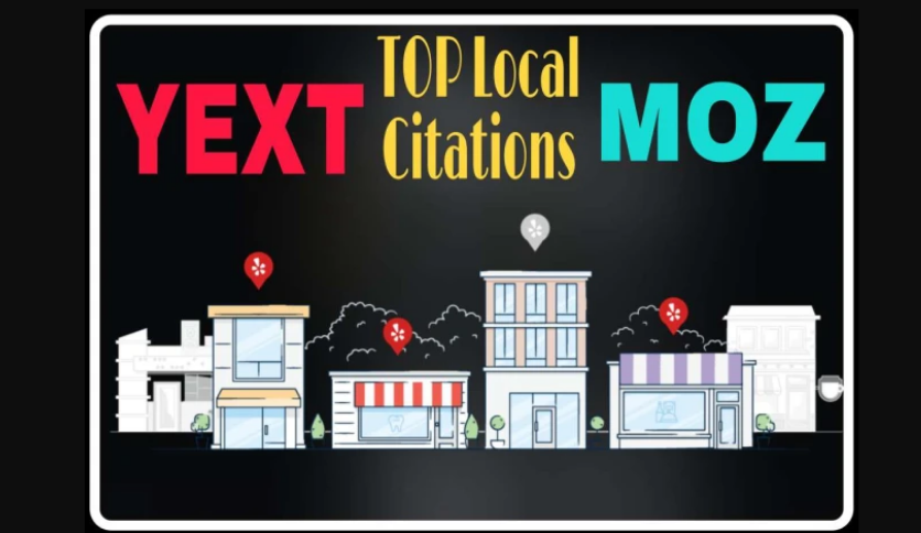 I will provide 100 local SEO citation from yext moz and brightlocal