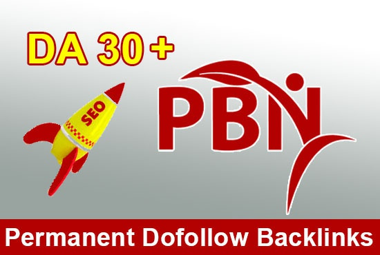 Build 10 Trust Flow and Permanents High Quality Homepage PBN Backlinks in DR 50+.
