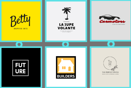 5 creative logo design for you in just 24 hours