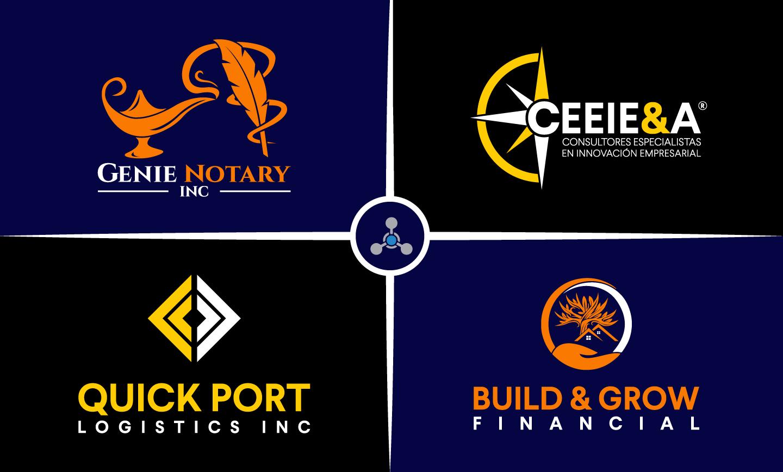 I will give you professional minimalist and creative logo design