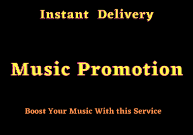 Get Instant Promoting Your Viral Music Track With Best Price For Custom Offers