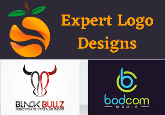You will get clean and simple logo