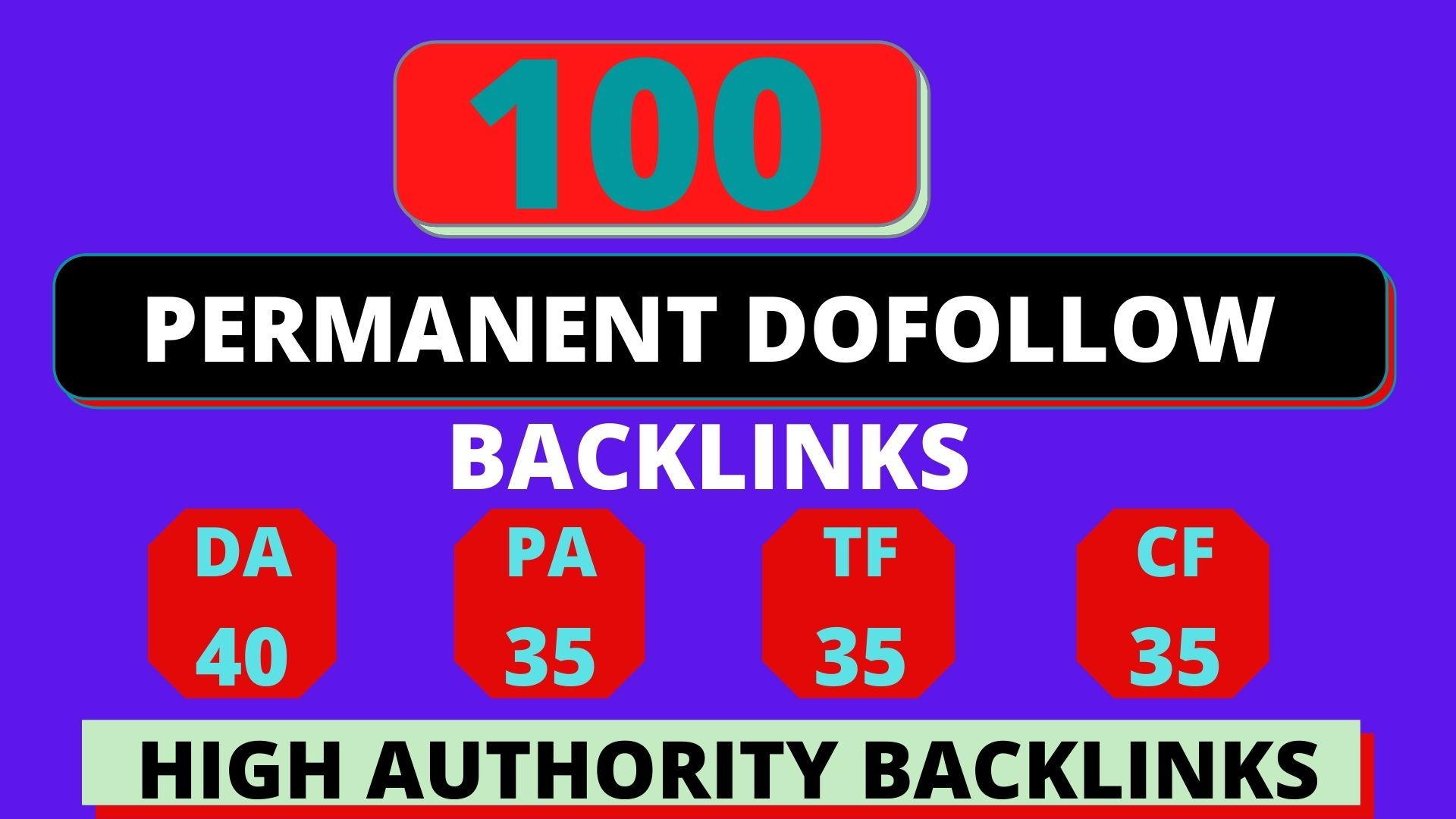 100+PBN Web 2.0 White Hat Dofollow Backlink with High DA/PA/DR Google homepage with unique website