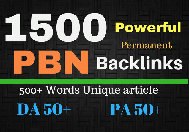 Skyrocket 1500 Homepage PBN Backlinks Casino / Poker/ Gambling for SEO Ranking on Google