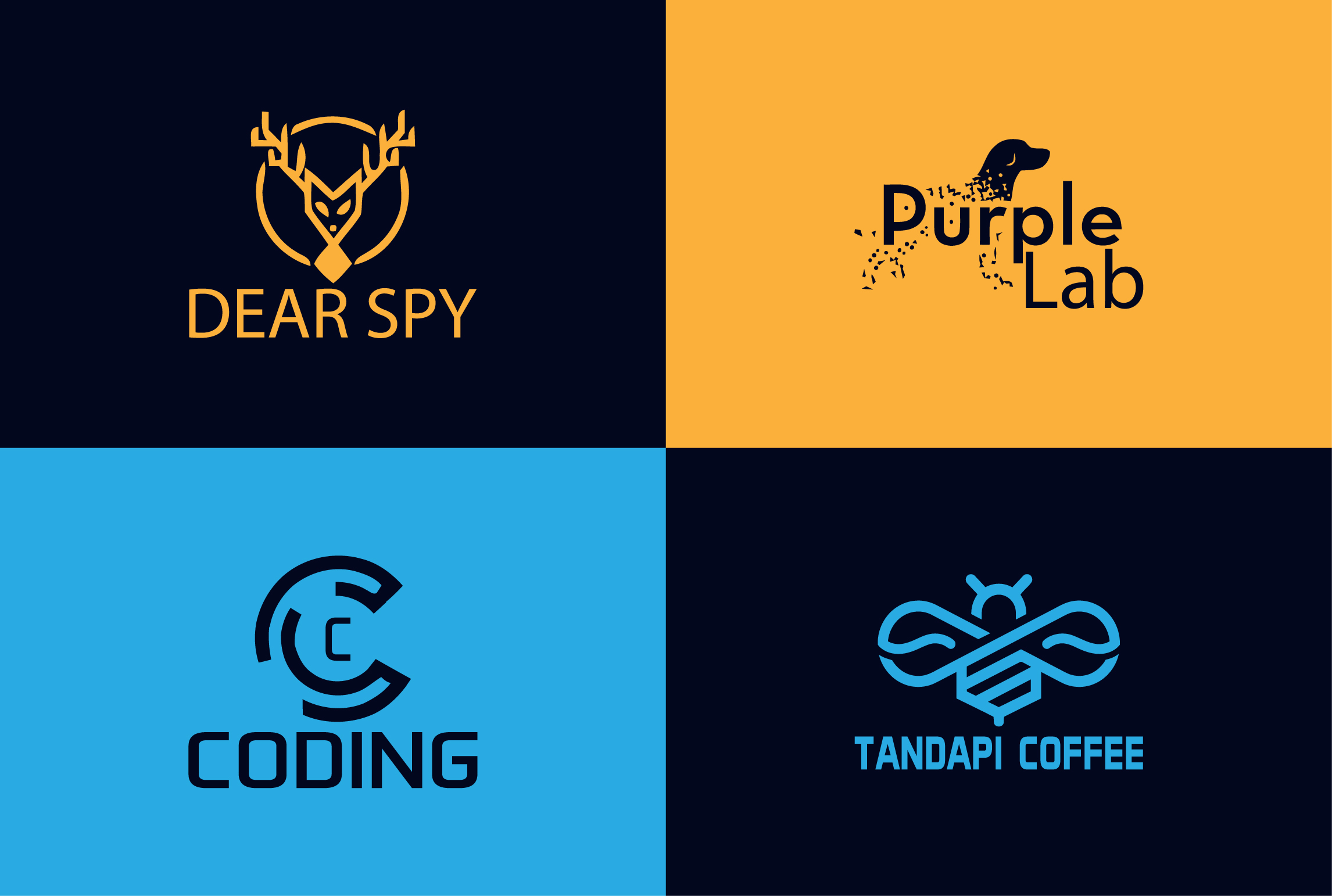 I will do design a modern minimalist logo for your business
