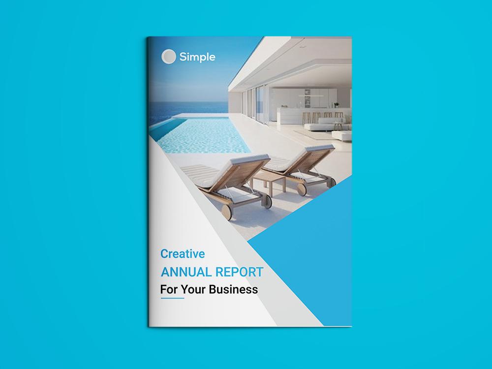 I will Design Company Brochure or Business Catalog