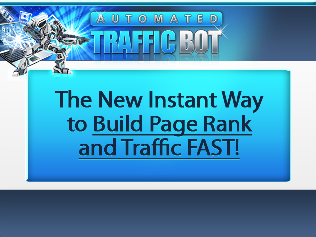 Auto Generate The Website Traffic