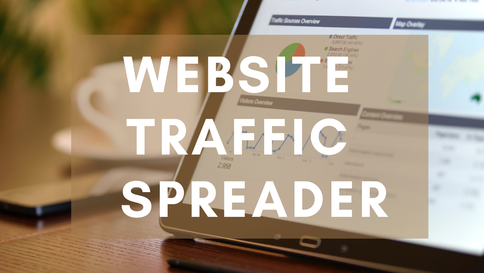 Web Traffic Spreader - Reduce The Risks Associated With Buying Online Advertising