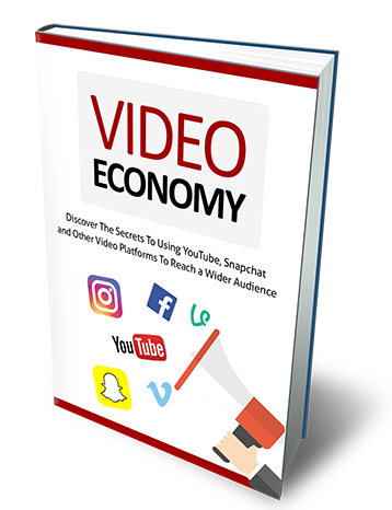 Video Economy Discoover The Success To Using You Tube. Snapchats And Other Videos Platforme