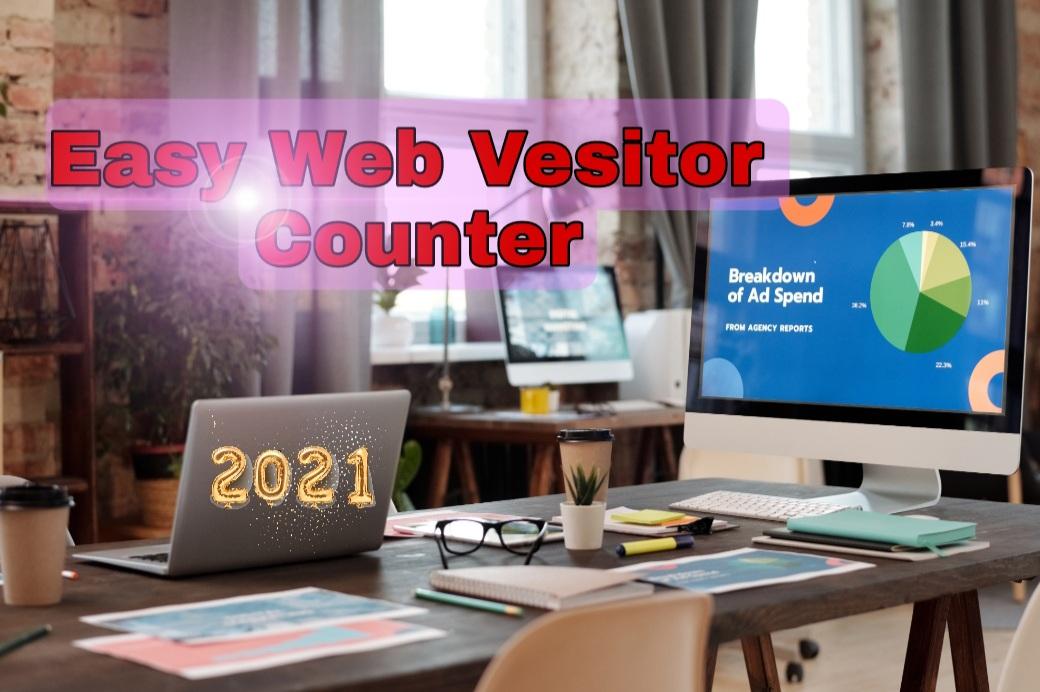 Introducing Easy Web Vesitor Counter.