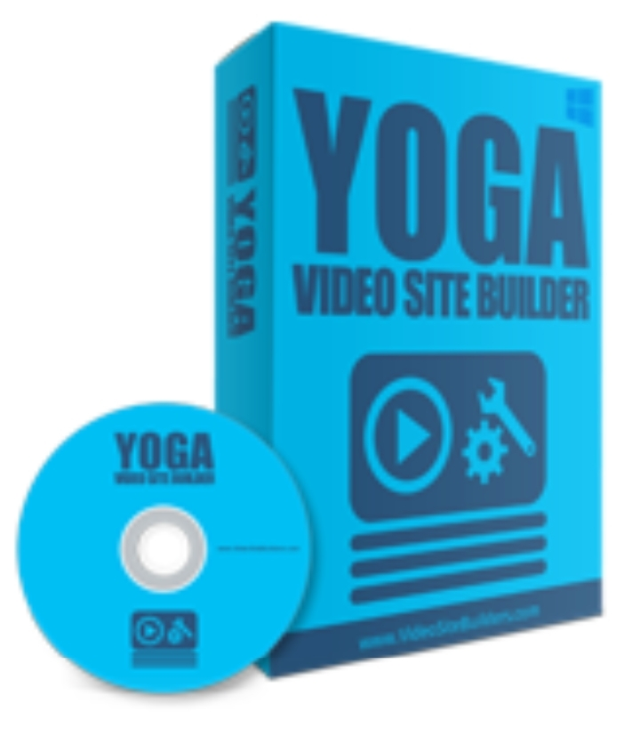 Yoga video site builder for your health