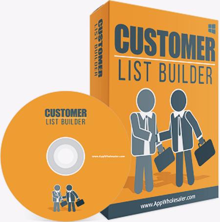 Custmer list builder software amazing groth