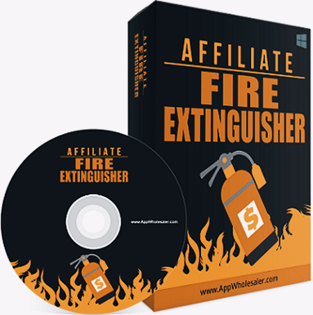 Affiliate fire extinguisher software