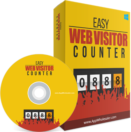 Easy Web Visitor Counter software for windows