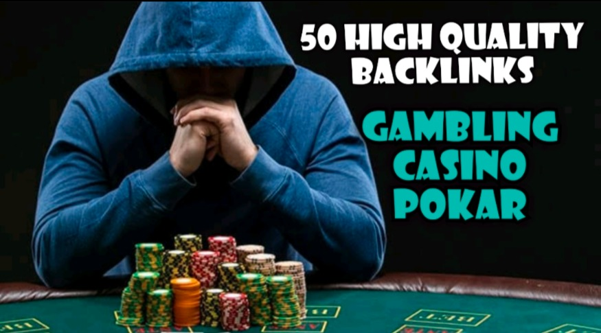 Create 50 High Quality Dofollow DA 40+ Betting,  Casino,  Judi,  Poker,  Gambling PBN Backl