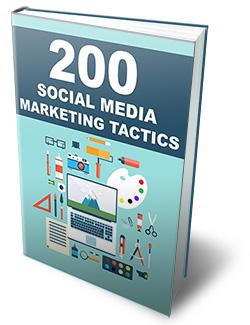200 SOCIAL MEDIA with MARKETING TACTICS
