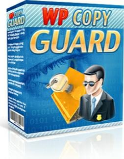 WordPress copy guard software for windows