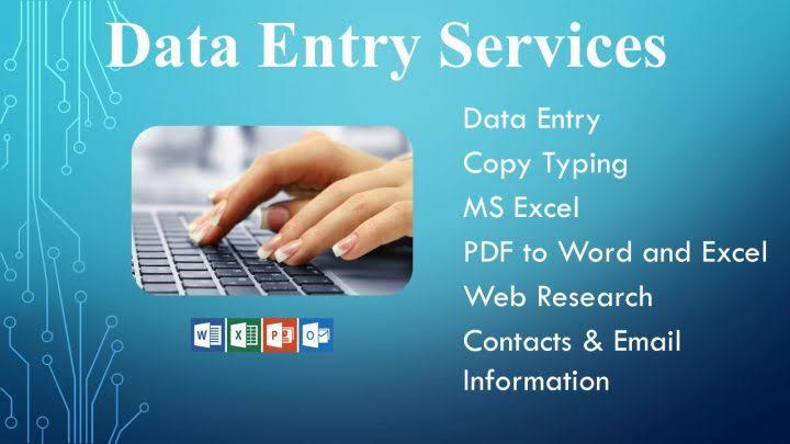 Data Entry Senior Data Entry Specialist Data Entry Accounts Payable Data Entry Part-Time Data En