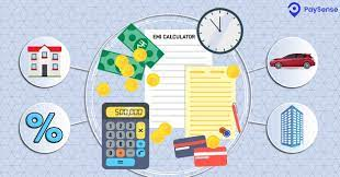 Loan calculator for easily calculate your loan payments