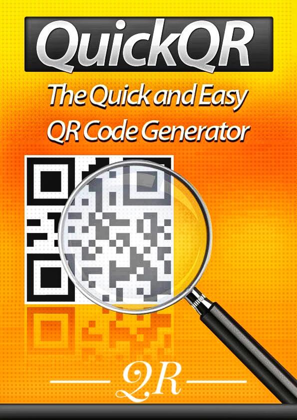 Quick response QR code generator