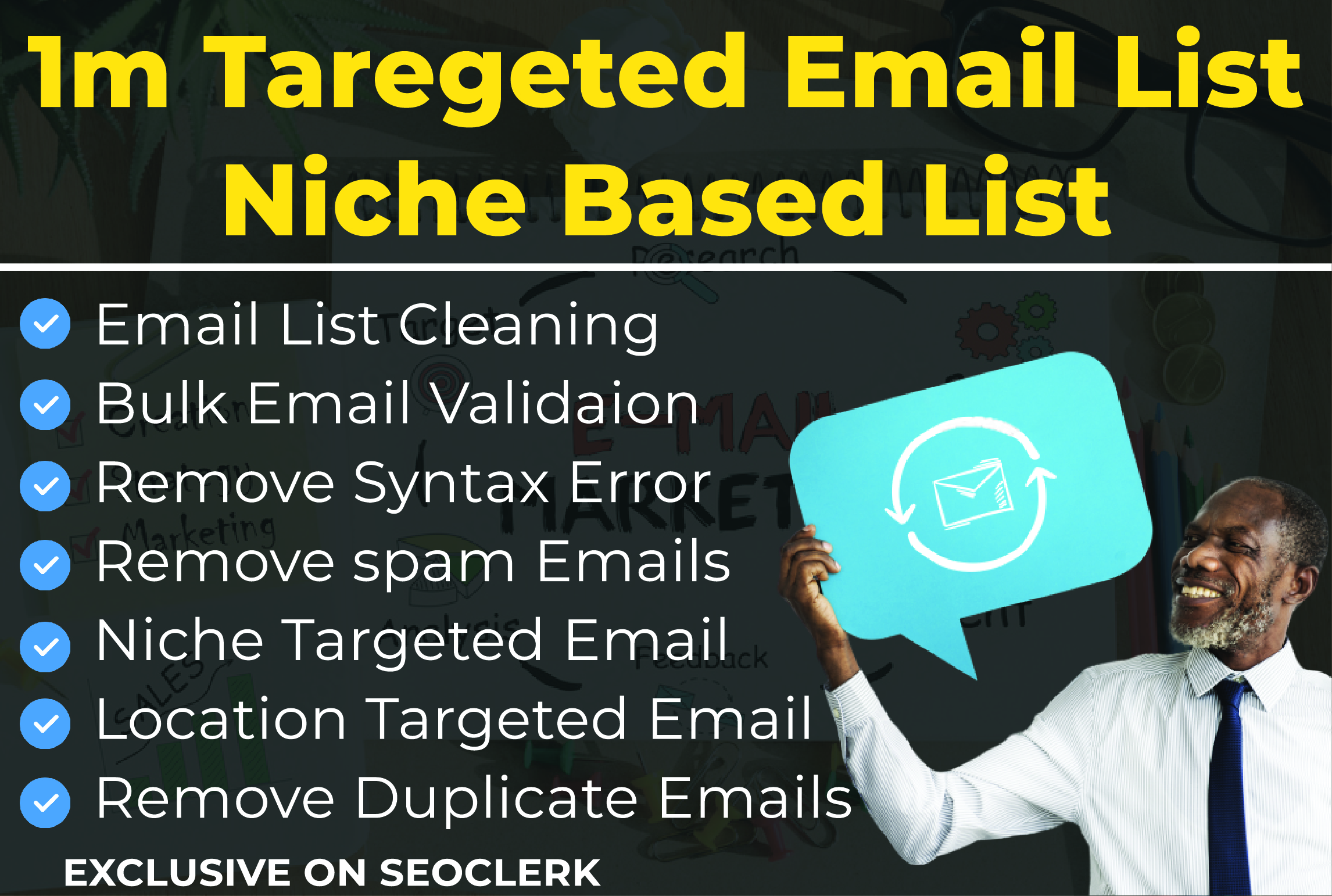 Email collection,  data entry,  data mining,  LinkedIn scraping and web scraping