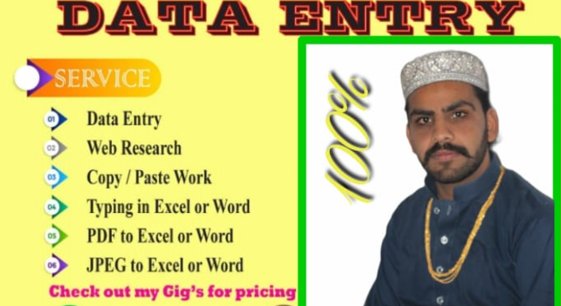I will do fastest form filling,  data entry,  copy paste work