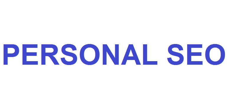 be your personal SEO