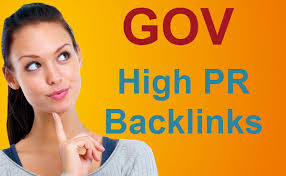 20-40 dofollow High quality Gov and edu. backlinks